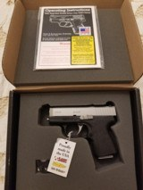 KAHR CM9093 9MM 6+1 (1 MAG) DAO STAINLESS SLIDE POLYMER FRAME NEW-IN-BOX - 3 of 4