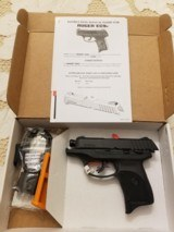 RUGER EC9S 9MM PISTOL 7+1 WITH 1 MAG NEW-IN-BOX