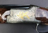 "Browning Citori Lightning Grade VI 6 28ga 26"" with custom case"