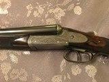 Bentley & Playfair 16-gauge English SxS Game Gun