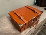 Leather Cartridge Case made in Spain - 3 of 7