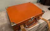 Leather Cartridge Case made in Spain - 6 of 7