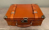Leather Cartridge Case made in Spain - 1 of 7