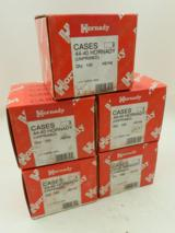 Lot of 5 Boxes of Hornady 44-40 Hornady Brass: 500 Pieces Total