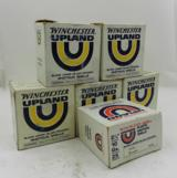Lot of 6 25 Round Boxes of Winchester 10 Gauge Blank Shot Shells