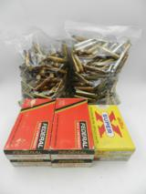 Lot of 8 Boxes/Bags of 300 Winchester Magnum Primed/Unprimed Brass: Approx. 500 Rounds