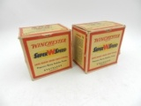 Collectible Ammo: Lot of 6 Boxes of Winchester Super-Speed 20 ga. Shotgun Shells: 150 Shells - 3 of 11