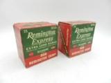 Collectible Ammo: Lot of 10 Boxes of Remington Express 20 ga. Shotgun Shells: 248 Shells - 4 of 12