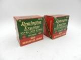Collectible Ammo: Lot of 10 Boxes of Remington Express 20 ga. Shotgun Shells: 248 Shells - 10 of 12