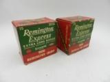 Collectible Ammo: Lot of 10 Boxes of Remington Express 20 ga. Shotgun Shells: 248 Shells - 2 of 12