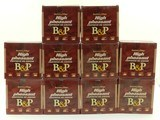 Lot of 10 Boxes of Baschieri & Pellagri High Pheasant 2-1/2