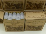 Lot of 10 Boxes of William Larkin Moore & Co. 2-1/2