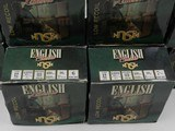 Lot of 10 Boxes of Nobel Sport Italia English Classic 2-1/2