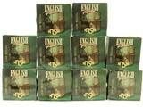 Lot of 10 Boxes of Nobel Sport Italia English Classic 2-1/2