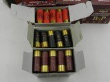 Lot of 10 Boxes of Baschieri & Pellagri, GameBore Pure Gold, and Westley Richards 2-1/2