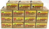 Lot of 15 Boxes of Hornady 455 Webley MK-11 265 LRN: 300 Rounds