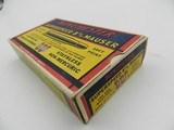 Collectible Ammo: Winchester Super Speed 8 m/m Mauser 170 grain Soft Point, Catalog No. K8004C