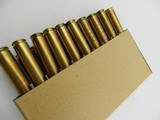 Collectible Ammo: Winchester Super Speed 8 m/m Mauser 170 grain Soft Point, Catalog No. K8004C - 13 of 15