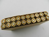 Collectible Ammo: Winchester Super Speed 8 m/m Mauser 170 grain Soft Point, Catalog No. K8004C - 11 of 15