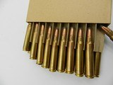 Collectible Ammo: Winchester Super Speed 8 m/m Mauser 170 grain Soft Point, Catalog No. K8004C - 12 of 15