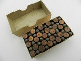Collectible Ammo: Winchester .32 Short Rim Fire, Green Label, Catalog No. K3251R - 3 of 12