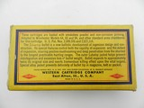 Collectible Ammo: Western Super-X Silvertip .32 Winchester Special 170 grain expanding bullet, Catalog No. K1713C. - 5 of 13
