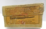 Collectible Ammo: Winchester Model 54 Pointed .270 Win 130 grain Pointed Expanding Catalog No. K2702C - 1 of 9