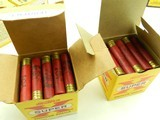 Collectible Ammo: Western Super-X .410 2-1/2 Inch, 1/2-Ounce, 7-1/2 Shot, 8 Boxes, Western Catalog No. SX4171/2(#6326) - 4 of 9