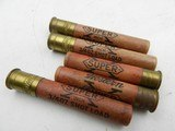 Collectible Ammo: Assorted Vintage Western Super-X .410 Shells (#6329)