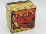 Collectible Ammo: Winchester Leader 16 Gauge 1933-1943 Vintage - 2 of 13