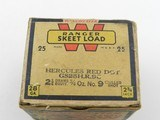 Collectible Ammo: 28 Gauge Winchester Ranger Skeet Load 3/4-Ounce, 9 Shot (#6326) - 4 of 11