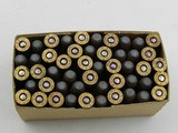 Collectible Ammo: Winchester .351 Winchester Self-Loading, 180 grain Soft Point, WSL, Catalog No. K3521C (6514) - 4 of 12