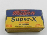 ?Collectible Ammo: Western Super-X and Winchester Super-Speed, Leader .22 Shot, Long, LR, W.R.F. (#6563) - 7 of 19