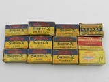 ?Collectible Ammo: Western Super-X and Winchester Super-Speed, Leader .22 Shot, Long, LR, W.R.F. (#6563)