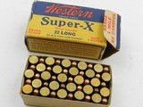 ?Collectible Ammo: Western Super-X and Winchester Super-Speed, Leader .22 Shot, Long, LR, W.R.F. (#6563) - 9 of 19