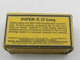 ?Collectible Ammo: Western Super-X and Winchester Super-Speed, Leader .22 Shot, Long, LR, W.R.F. (#6563) - 8 of 19
