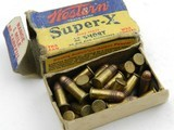 ?Collectible Ammo: Western Super-X and Winchester Super-Speed, Leader .22 Shot, Long, LR, W.R.F. (#6563) - 3 of 19