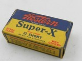 ?Collectible Ammo: Western Super-X and Winchester Super-Speed, Leader .22 Shot, Long, LR, W.R.F. (#6563) - 4 of 19