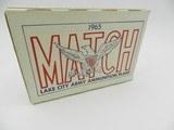 Collectible Ammo: Lake City 1965 Match M72 .30-06 White Box - 1 of 7
