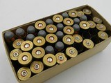 Collectible Ammo: Western .44-40 Winchester 200 grain Soft Point, Bullseye Box, Catalog No. 4440 (#6586) - 3 of 10
