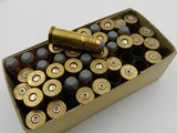 Collectible Ammo: Western .44-40 Winchester 200 grain Soft Point, Bullseye Box, Catalog No. 4440 (#6586) - 10 of 10