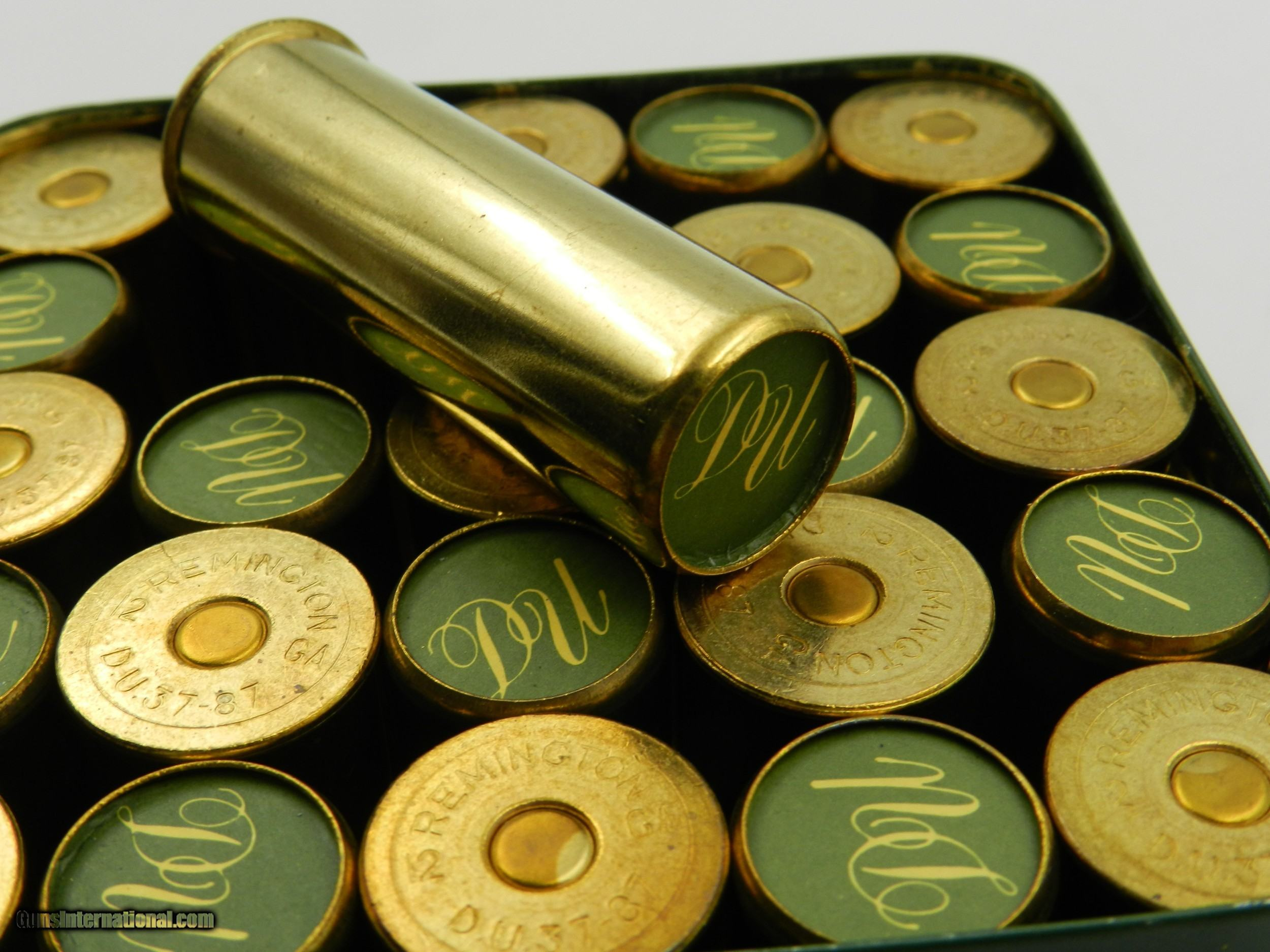 Collectible Ammo: Ducks Unlimited 1937-1987 50th Anniversary