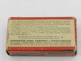 Collectible Ammo: Remington Kleanbore .32 Short Colt, 80 grain Lead Bullet, Catalog No. 1632 (#6589) - 4 of 10