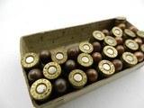 Collectible Ammo: Remington Kleanbore .32 Auto (7.65 mm), 71 grain Metal Cased Bullet, Dog Bone Box, Catalog No. R151 (#6590) - 4 of 11
