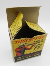 "Collectible Ammo: Two ""Red Sweater"" Boxes of Winchester Ranger Super Trap Loads, 12 ga, Red Dot (#6600) - 14 of 20"