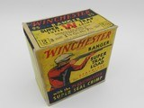 "Collectible Ammo: Two ""Red Sweater"" Boxes of Winchester Ranger Super Trap Loads, 12 ga, Red Dot (#6600) - 11 of 20"