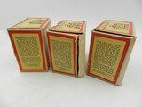 Collectible Ammo: Three Vintage Boxes of Winchester Super Speed 12 Gauge 6 Shot 1-1/4 oz R466 (#6604) - 5 of 9