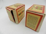Collectible Ammo: Three Vintage Boxes of Winchester Super Speed 12 Gauge 6 Shot 1-1/4 oz R466 (#6604) - 6 of 9