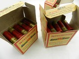 Collectible Ammo: Three Vintage Boxes of Winchester Super Speed 12 Gauge 6 Shot 1-1/4 oz R466 (#6604) - 9 of 9
