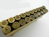 Collectible Ammo: Winchester .30-40 (.30 Army), .25-35, UMC 7mm Mauser, Western .410 Super-X No. 4 (#6606) - 6 of 20
